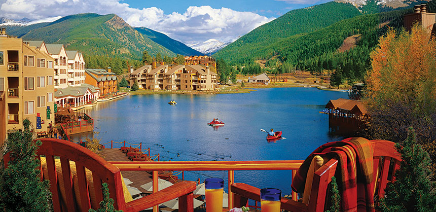 The scenic mountain getaway Keystone Resort boasts the largest conference center in The Rockies. Credit: Keystone Resorts