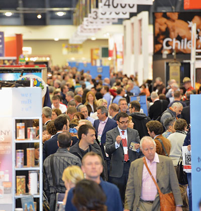 """Specialty Food Association attendees are """"a passionate community that cares about its impact on the environment."""" Credit: Specialty Food Association"""