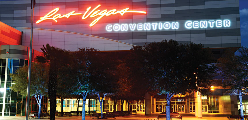 During the past two years, more than $20 million in improvements were complete at the Las Vegas Convention Center. Credit: Las Vegas Convention Center