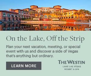 Westin Lake Las Vegas 300x250