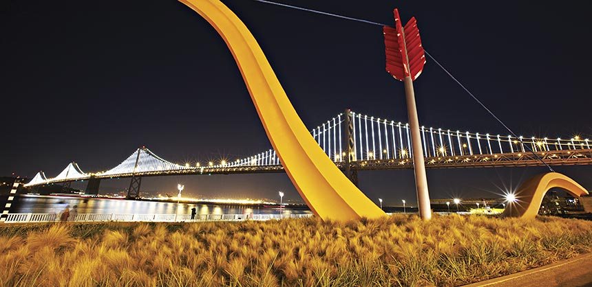 Cupid's Span San Francisco