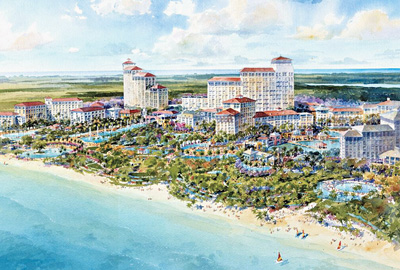 Baha Mar Rendering
