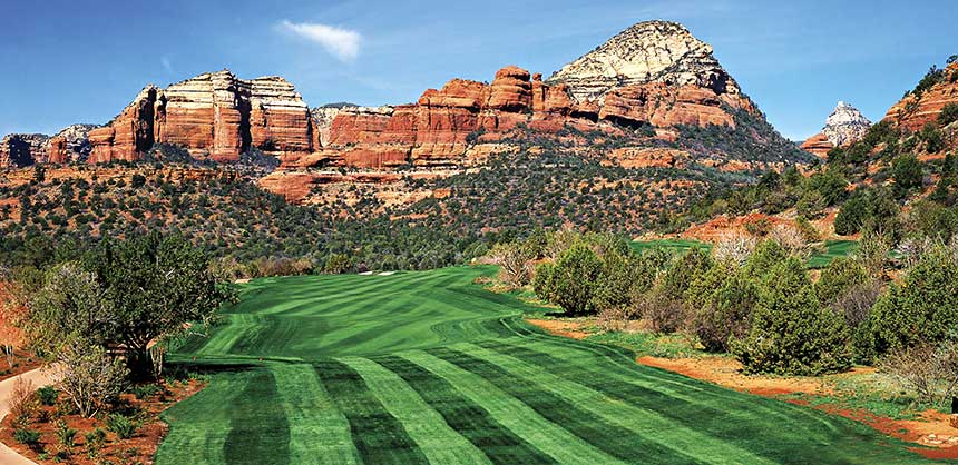 Exclusive golf at the Tom Weiskopf-designed Seven Canyons is now part of the Enchantment Resort experience in Sedona, Arizona.