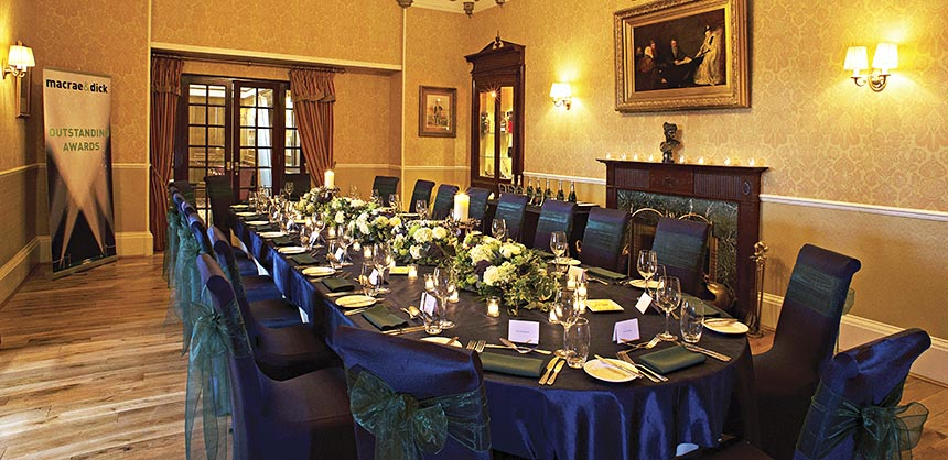 The Kingmills Hotel in Inverness offers seven grand event spaces. Credit: Visit Scotland