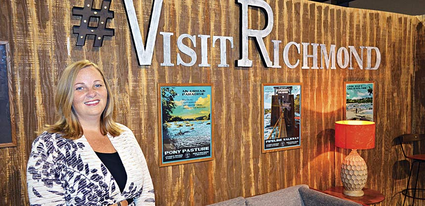 """Finance and insurance is a target market for the Greater Richmond Partnership. ...Because our city is a regional banking center...there are many advantages to meeting in Richmond."" Kristin McGrath, CDME, V.P. Sales & ServicesRichmond Region Tourism"