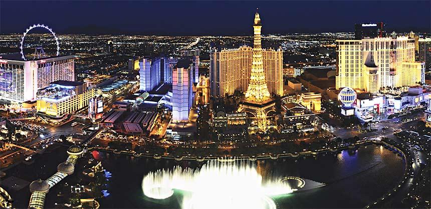 Credit: Las Vegas New Bureau