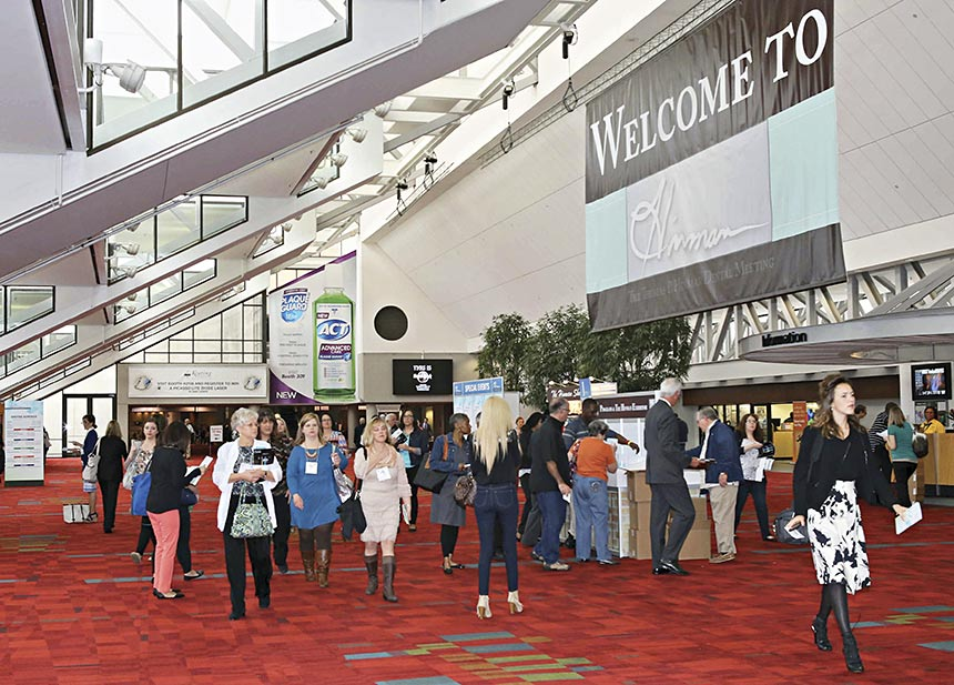 The 2016 Thomas P Hinman Dental Meeting was held in March at the Georgia World Congress Center in Atlanta.