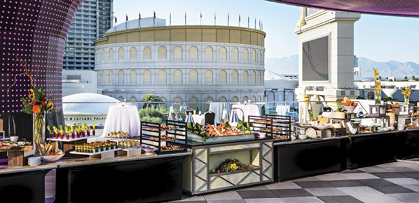 Caesars Entertainment's Meetings for Good offers a menu of CSR activities for groups.