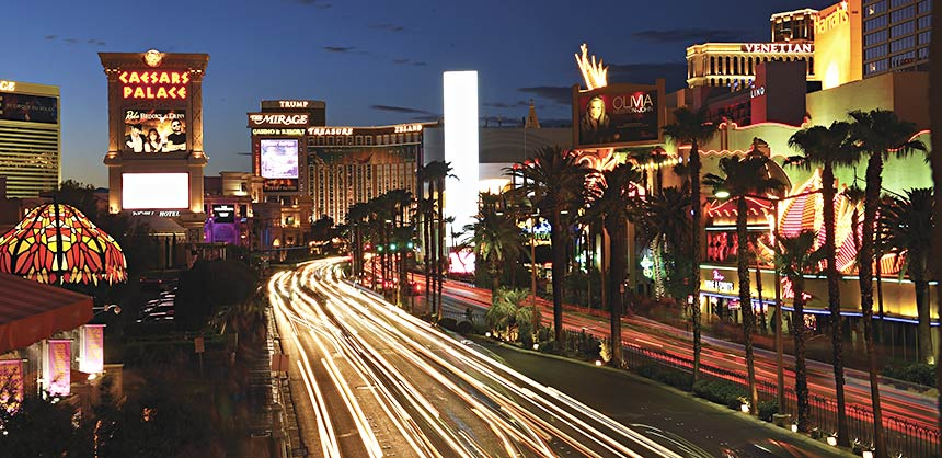 Credit: Las Vegas News Bureau