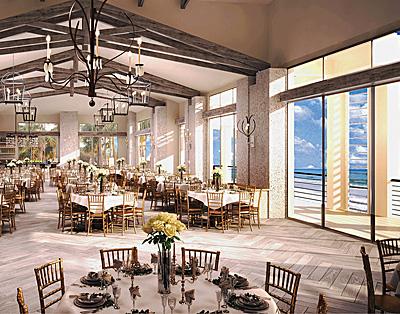 Westin Hilton Head Grand Ocean terrace