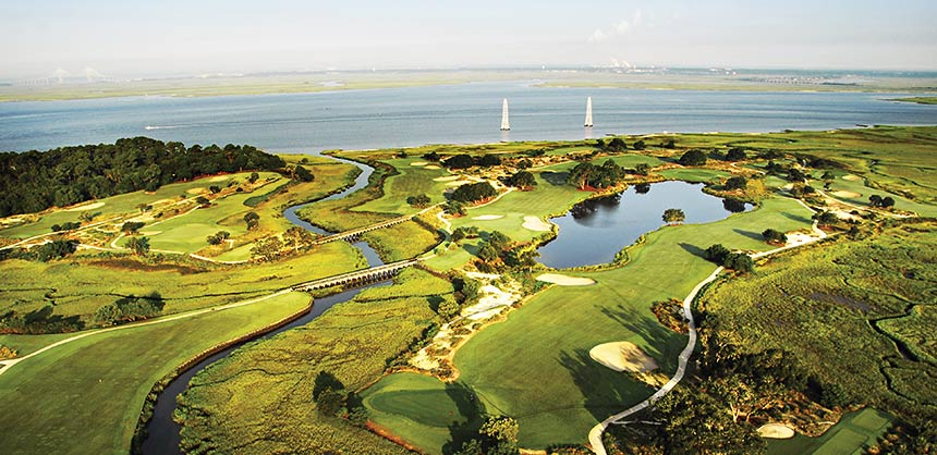 RSM US is the title sponsor for The RSM Classic, a PGA Tour event held on Sea Island Resort's Seaside (pictured) and Plantation courses.