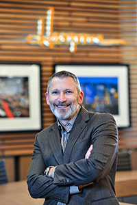 David Solsbery, VP of Creative Services, Hargrove