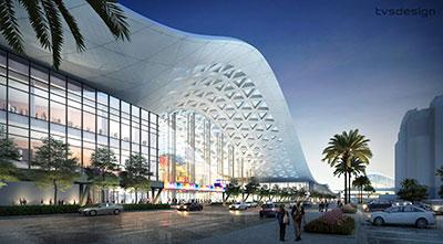 LVCVA Convention Center.