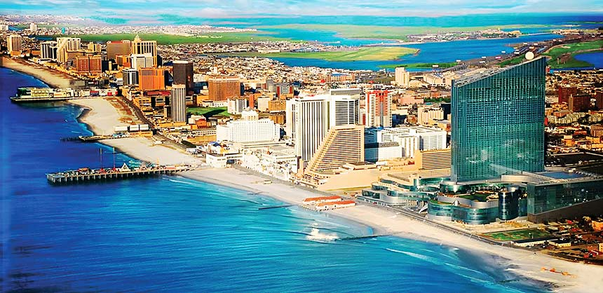 Atlantic City's resurgence has not only attracted more residents and tourists, it has brought an influx of business meetings to the area.