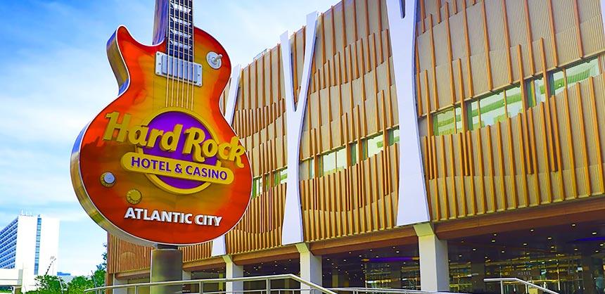 Hard Rock Hotel & Casino Atlantic City recently underwent a $500 million, entertainment-focused renovation.