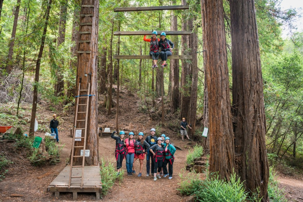 Team Chaminade Ropes Course (35)
