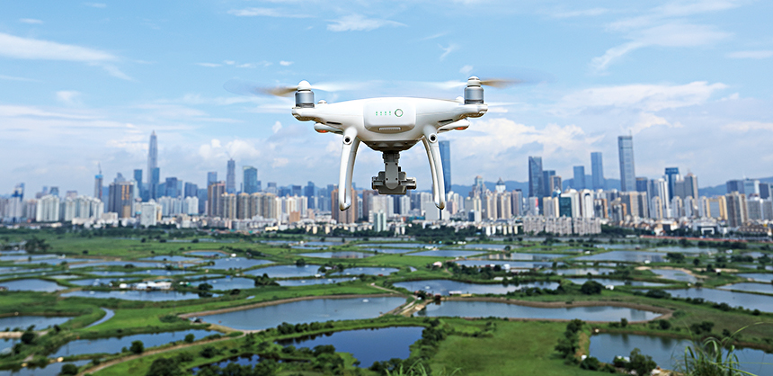 The awareness of potential threats in public spaces has brokered an acceptance and appreciation for having technologically enhanced security measures, such as drones that can surveil crowds. DepositPhotos.com