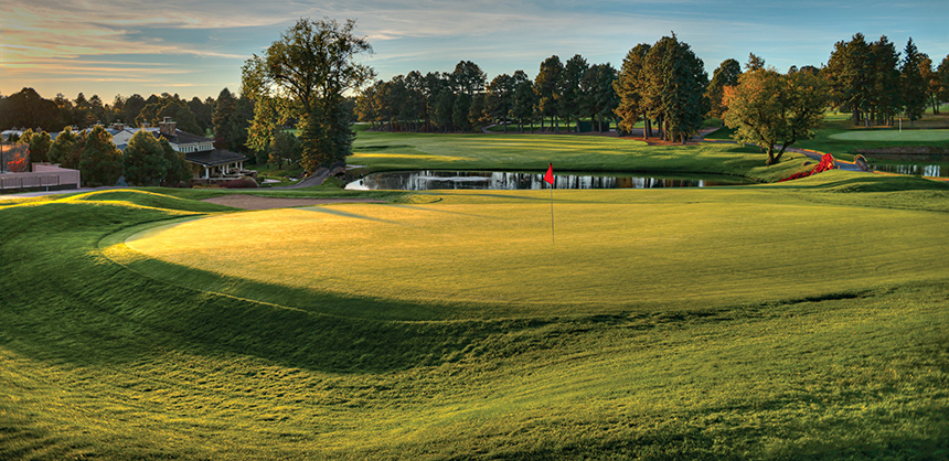The Broadmoor offers two challenging courses, the  East Course and the West Course, as well as golf clinics for players.