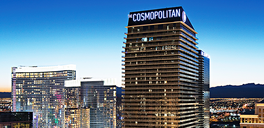 Christy Williams, CEO of Elevanta, has an event set at The Cosmopolitan of Las Vegas next summer. She is pleased with assurances that their event will be safe.