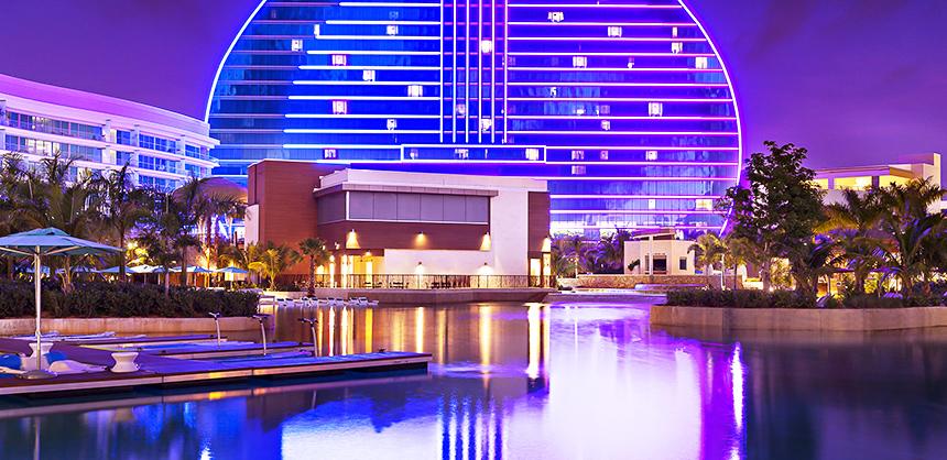 The Guitar Hotel at Seminole Hard Rock Hotel & Casino Hollywood