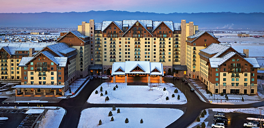 Gaylord Rockies Resort & Convention Center offers dozens of fun activities.