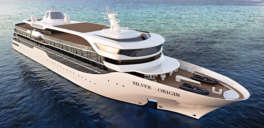The 100-passenger Silver Origin is set to debut this year, and will be dedicated to the Galápagos Islands.