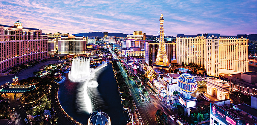 Las Vegas, with its unique mix of activities, restaurants and luxurious venues, is a longtime favorite of meetings and events planners.