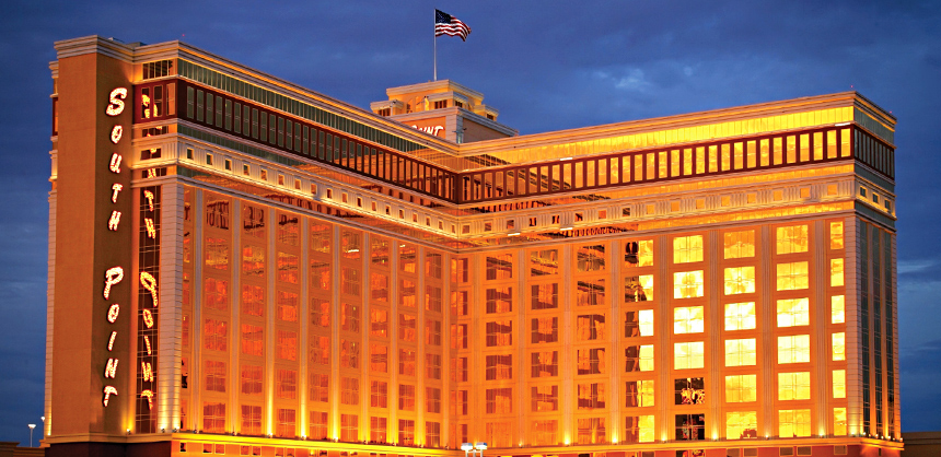 The recently upgraded South Point Hotel, Casino & Spa offers 11 restaurants, a 70,000-sf Conference Center, an 80,000-sf, column-free Exhibit Hall and Executive Conference Rooms.