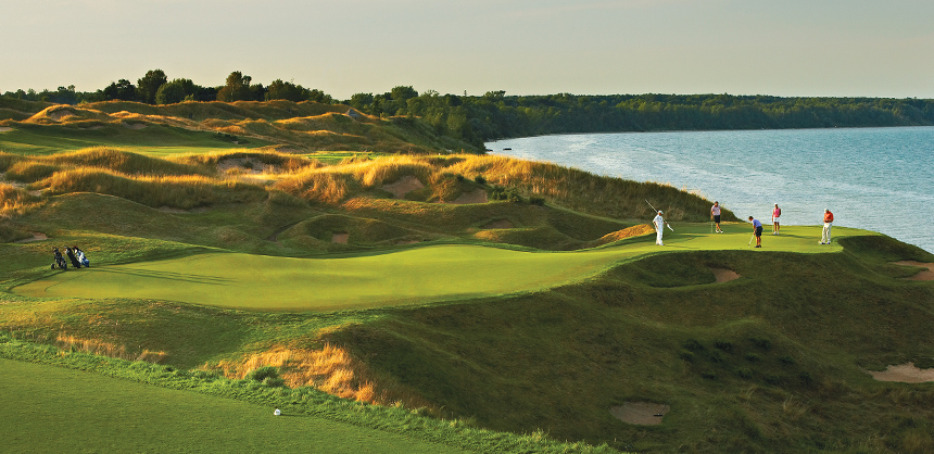 Destination Kohler offers challenging courses, top-notch amenities, as well as professional instruction.