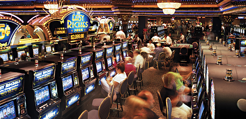 Turning Stone Resort Casino features a 125,000-sf, Las Vegas-style gaming floor, a 5,000-seat arena and several nightlife venues.