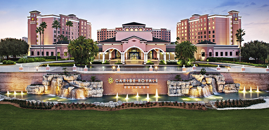 Caribe Royale Orlando recently announced the resort will undergo a $125 million expansion.