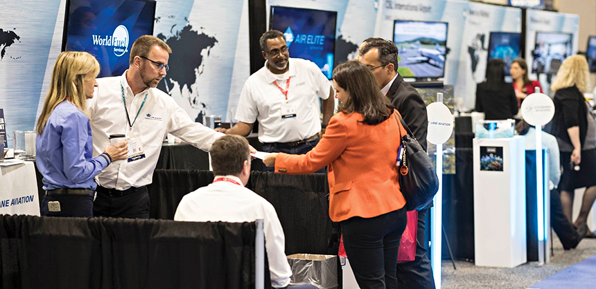 Charlotte, North Carolina was the perfect destination for the National Business Aviation Association's Schedulers & Dispatchers Conference, held last year before the pandemic lockdowns.