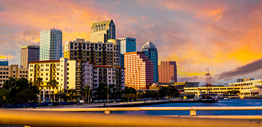 Tampa's affordability made it a No. 1 option for the Association to Advance Collegiate Schools of Business.