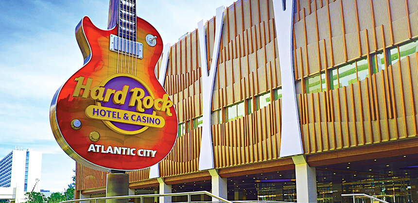 The Hard Rock Hotel & Casino Atlantic City offers more than 150,000 sf of meeting space. Hard Rock Live at Etess Arena can stage general sessions of 7,000 attendees.