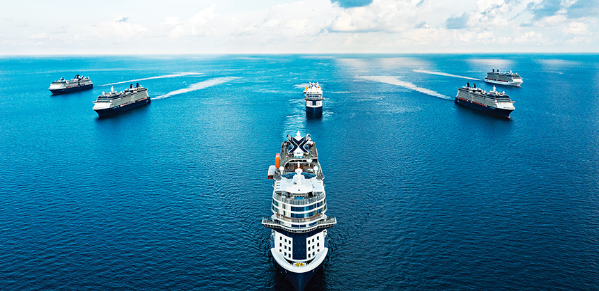 Ships across the Celebrity fleet are utilizing the latest cleaning and heath and safety technology to make sure passengers can have a worry-free experience while aboard.