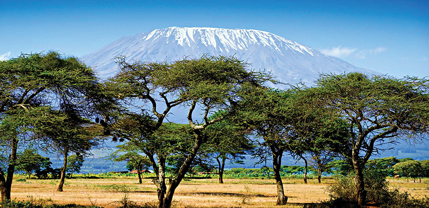 Mt. Kilimanjaro in Tanzania, pictured. Some East African countries are offering incentive packages, but companies must be willing to risk the travel.  Photo Via Dragonfly Africa