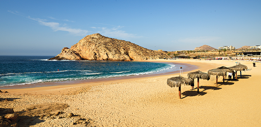 Los Cabos, pictured, and other destinations have not only been managing the pandemic well, but have also remained open to meetings and events as their economies depend heavily on them.